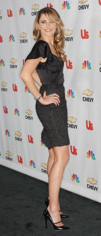 Madchen Amick at the premiere party of