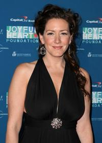 Joely Fisher at the Joyful Heart Foundation Gala.