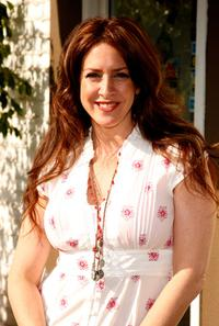 Joely Fisher at the Barenaked Ladies performance of