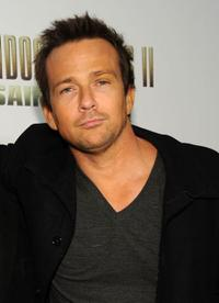 Sean Patrick Flanery at the premiere of