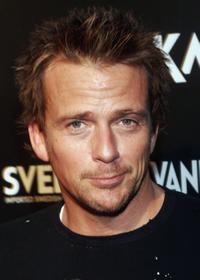 Sean Patrick Flanery at the Vanity Fair 2006 Svedka Erotica Reading Series.