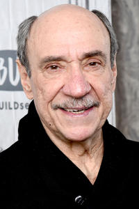 F. Murray Abraham visits Build Studio in New York City.