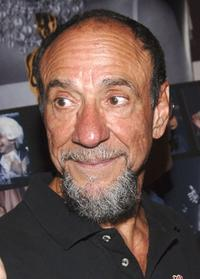 F. Murray Abraham at the 'Amadeus' reunion presented by The Academy of Motion Picture Arts and Sciences'.