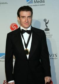 Thierry Fremont at the 33rd International Emmy Awards Gala.