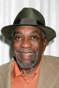 Bill Cobbs at the Paramount Network Television and CBS, 200 Episodes of JAG Celebration Party.