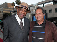 Bill Cobbs and Jon Lovitz at the California premiere of
