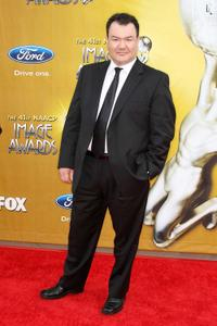 Patrick Gallagher at the 41st NAACP Image Awards.