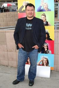 Patrick Gallagher at the screening of