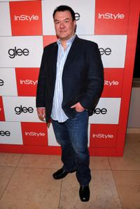 Patrick Gallagher at the InStyle and 20th Century Fox's party.