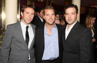 Alessandro Nivola, Chris O'Donnell and Rory Cochrane at the premiere of