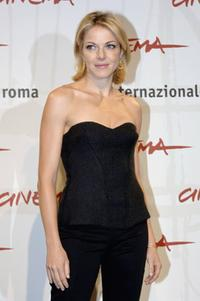 Claudia Gerini at the photocall of