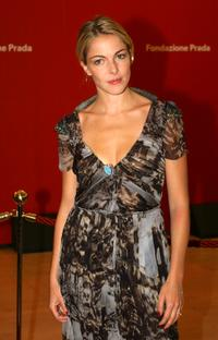 Claudia Gerini at the Gala premiere of