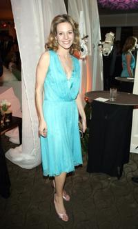 Jessalyn Gilsig at the Fox Golden Globe After Party.
