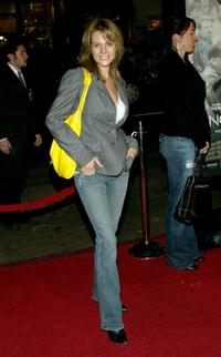 Jessalyn Gilsig at the premiere of