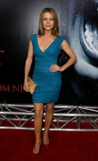 Jessalyn Gilsig at the world premiere of