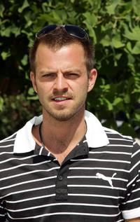 Carmine Giovinazzo at the Academy of Television Arts and Sciences Foundation 7th Annual Celebrity Golf Classic.