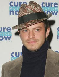 Carmine Giovinazzo at the