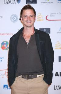 Carmine Giovinazzo at the Roma Fiction Fest 2008 Closing Ceremony and Diamond Awards.