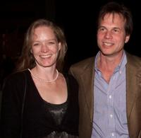 Suzy Amis and Bill Paxton at the world premiere of
