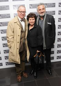 James Schamus, Imelda Staunton and Henry Goodman at the premiere of