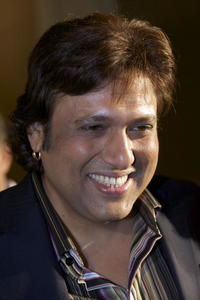 Govinda at the 2009 International Indian Film Academy Awards.