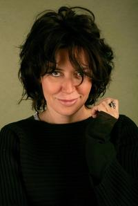 Sabina Guzzanti at the 2006 Sundance Film Festival.