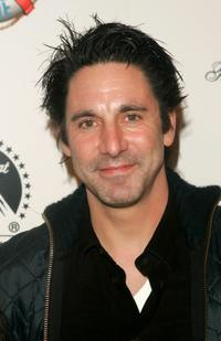 Scott Cohen at the premiere of