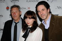 Israel Horovitz, Zoe Kazan and Scott Cohen at the Red Rope Playhouse presents