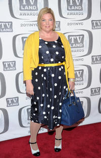 Mindy Cohn at the 9th Annual TV Land Awards.