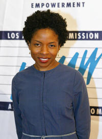 Lisa Gay Hamilton at the 32nd annual Los Angeles Comission on Assaults Against Women (LACAAW) Humanitarian Awards.