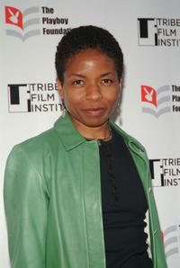 Lisa Gay Hamilton at the TAA Awards during the Tribeca Film Festival.