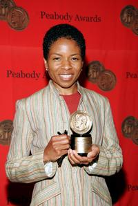 Lisa Gay Hamilton at the 64th Annual Peabody Awards Luncheon.