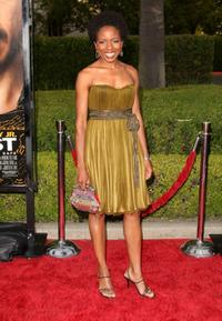 Lisa Gay Hamilton at the premiere of