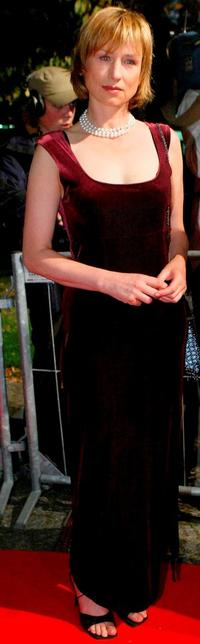 Corinna Harfouch at the Berlin premiere of