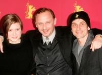 Julia Jentsch, Alexander Held and Andre Hennicke at the photocall of