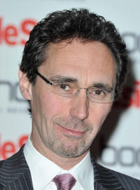 Guy Henry at the Inside Soap Awards in England.