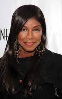 Natalie Cole at the LA Confidential Magazine's annual Oscar Party.
