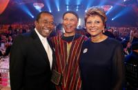 Ben Vereen, Olivia Cole and Leslie Uggams at the 5th Annual TV Land Awards.
