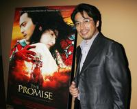 Hiroyuki Sanada at the after party following the Los Angeles premiere of