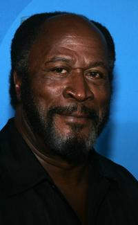 John Amos at the Disney - ABC Television Group All Star Party.