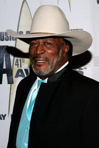 John Amos at the 41st Annual CMA Awards.
