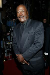 John Amos at the Martin Scorsese's Film Foundation and Norby Walters 12th Annual Night of 100 Stars Oscar Gala.