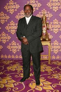John Amos at the HBO Emmy after party.