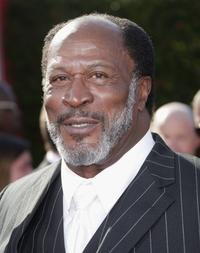 John Amos at the 59th Annual Primetime Emmy Awards.
