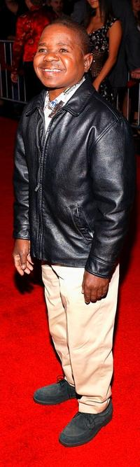Gary Coleman at the opening night of