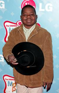 Gary Coleman at the LG's Mobile TV Party.