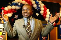 Gary Coleman at the Game Show Network's new show