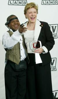 Gary Coleman and Patty Duke Astin at the 2nd Annual TV Land Awards.