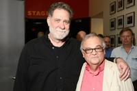 Richard Masur and J.R. Horne at the opening night of