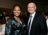 Kim Coles and Craig A. Moon at the celebration honoring Geena Davis as this year's Hollywood Hero.